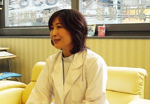 澤田こどもクリニックの澤田雅子先生にインタビュー