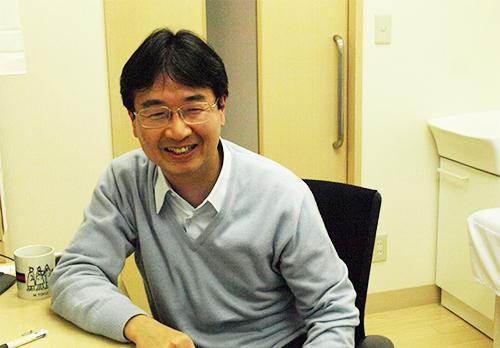 徳井内科関内クリニックの徳井幹也理事長にインタビュー