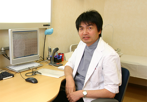 伊藤内科消化器科医院の伊藤均先生にインタビュー