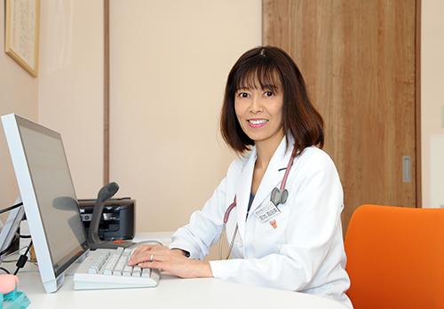 まみ内科クリニックの宮地真由美先生にインタビュー
