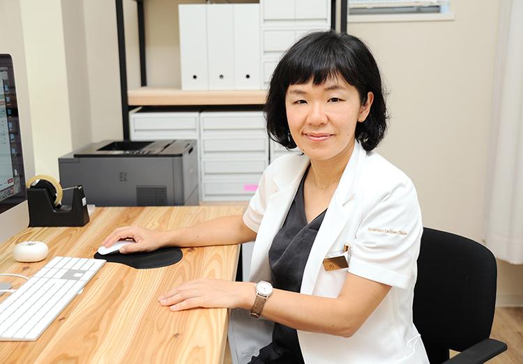 のぞみ女性クリニックの内山心美先生にインタビュー