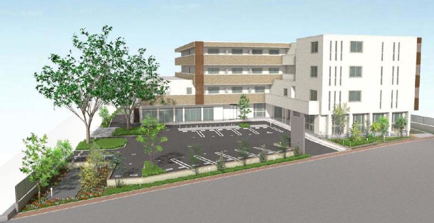 医院開業用物件 ひばりヶ丘南メディカルスクエア